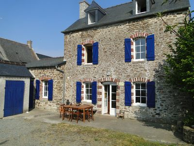 Charming house of character in Brittany 10km from the sea