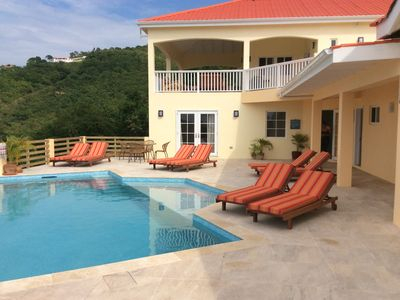 Exclusive 3 and 4 bedroom Pool Villas with 5* Hotel facilities by Jolly Harbor