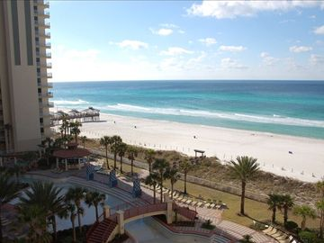 Shores of Panama condo rental - Your view from the patio