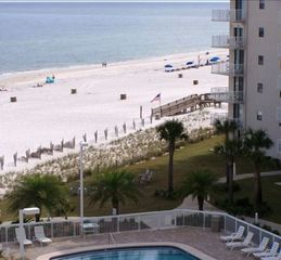 Orange Beach condo photo - View from the Balcony
