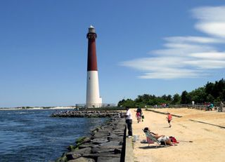 The Lighthouse - Barnegat Light house vacation rental photo