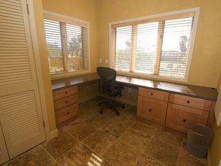 Sonoma house photo - Office and Laundry room is good for doing email or napping kids