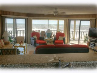 Gulf Shores house photo - View from Kitchen