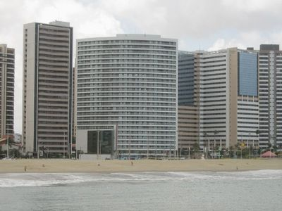 daily fit from R $ 320.00 - panoramic views of the sea promenade of Beira