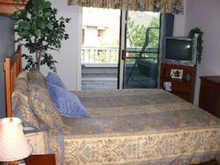 Vacation Homes in Ocean City condo photo - Queen, Mahogany bedroom