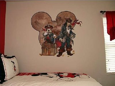 Windsor Hills house rental - Pirate Room