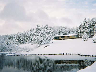 The ultimate Colorado Experience, luxury living in a fish & wildlife sanctuary