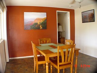 Green Valley mobile home photo - Plenty of open area in Dining Area