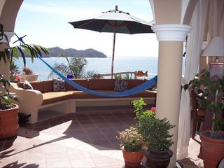 Sayulita villa photo - View from Hammock