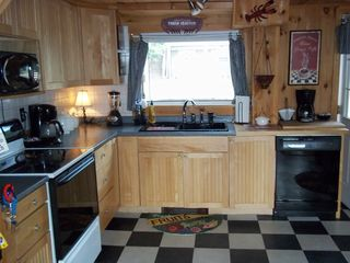 Old Orchard Beach house photo - Fully Equipped Kitchen