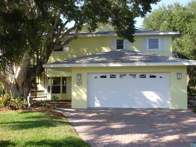 Quiet and serene home on Siesta Key close to beach