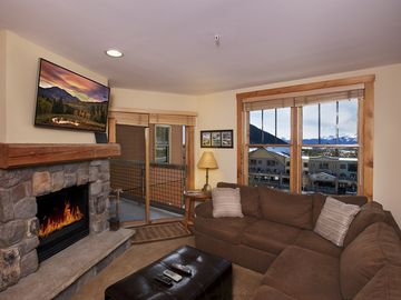Keystone condo rental - Buffalo Lodge #8398