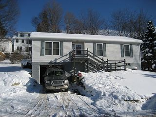 Lake Placid house photo - Our house during winter