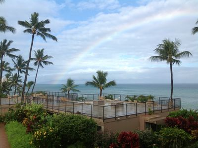Hale Ono Loa...living at the the end of the rainbow!
