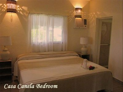 Casa Canela Bedroom