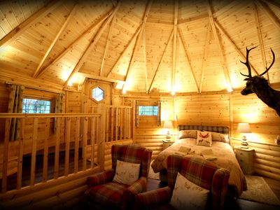 Unique Lodge in Woodland Setting, Yorkshire Dales