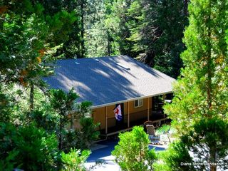 Mount Lassen house photo - Quietly tucked away in Shasta Forest Village.