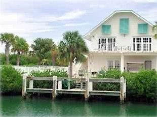 The Sand Dollar, Canal View - Just off Vaca Cut - Dock has Electricity and Water