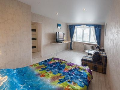 Apartment 222 m from the center of Yekaterinburg with Lift, Washing machine (428188)