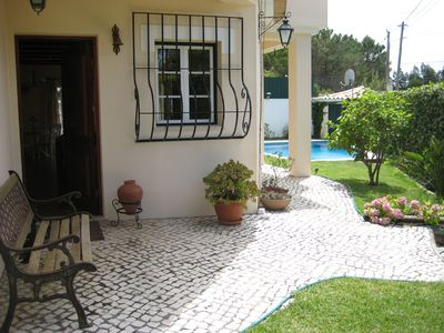 VILLAGE OF MECO - 6 pax-Villa 3 bedrooms, 3 bathrooms, swimming pool, garden-800m from the beach