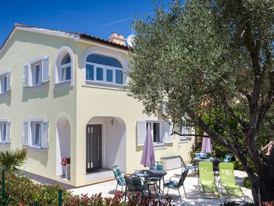 Wohlfuhlend cottage by the sea, 100 m from the beach, family-friendly