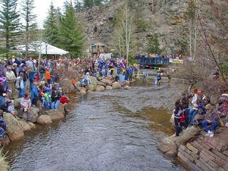 Estes Park condo photo - Duck Race