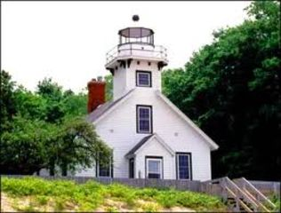 Explore Michigan lighthouses. Old Mission is just north of Traverse City.