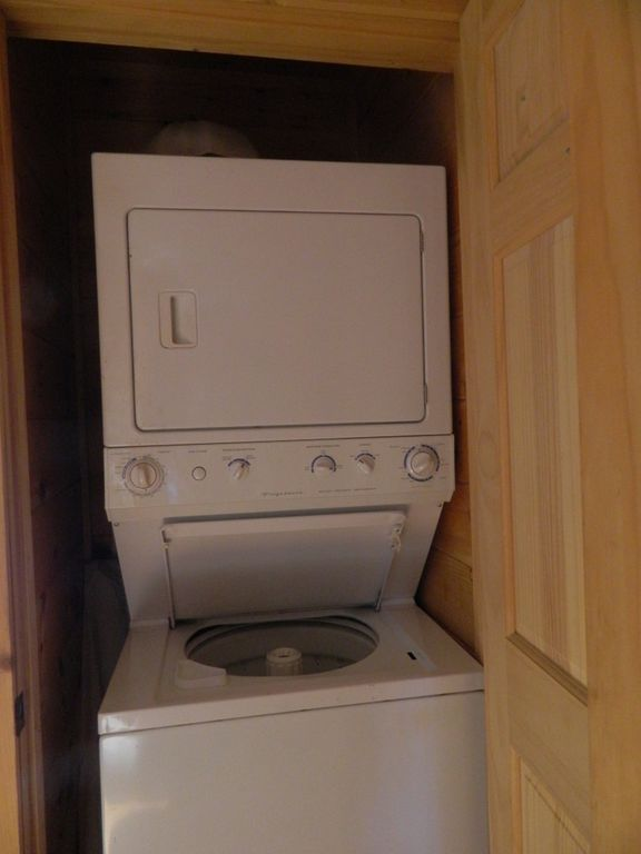 Washer/Dryer Located on main floor