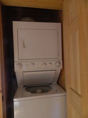 Pigeon Forge cabin photo - Washer/Dryer Located on main floor