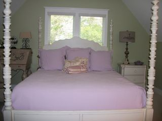 Bald Head Island cottage photo - Comfy Master Bedroom