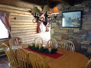 Duck Creek Village cabin photo - Dining Room