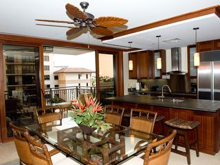 Ko Olina condo photo - Dining Room and Kitchen