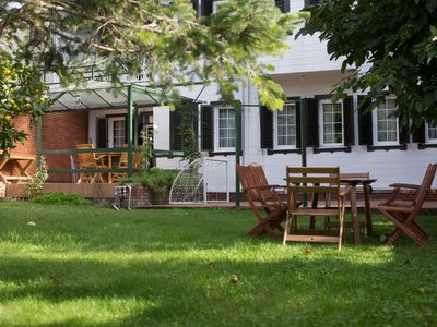 Villa On The Bosphorus Fishing Town 4 BR Private Garden