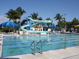 Fort Myers Beach house photo - Beautiful pool at the recreation center also a five minute walk. :)