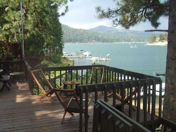 Big Bear Lake house rental - Breathtaking views