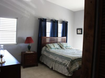 One of 2 bedrooms on first floor