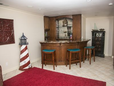 3rd Room with wet bar