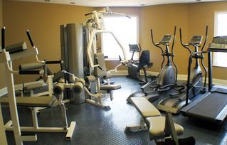 Perdido Key condo photo - Work out facility