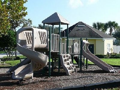 Westridge villa rental - Play Ground