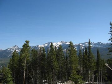 Spanish Peaks Mountain Range View is amazing from your great room and deck.