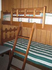 Tuckerton - Little Egg Harbor house photo - Bunk Beds in Bedroom 2