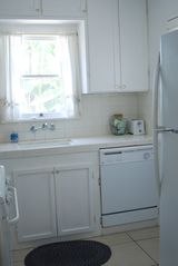 Oceanside house photo - Full kitchen with all your cooking needs including a dish washer for easy clean