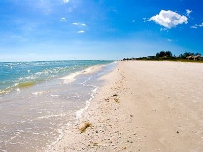 Walk on the beach and enjoy the peacefulness of Sanibel.