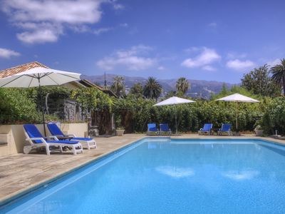 Funchal cottage rental - Pool. 12 x 6 Meters