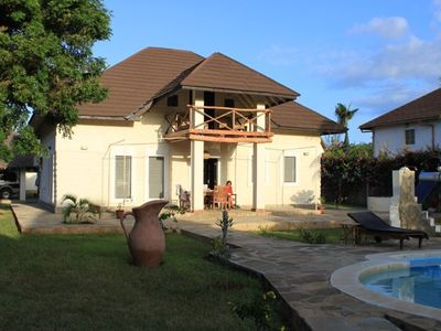 Kenya Coast house rental