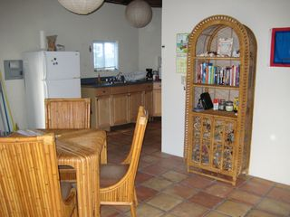 Kitchen and Dining area - Cat Island house vacation rental photo