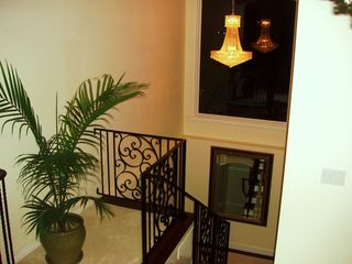 Stairway to relaxing 2nd floor - Redondo Beach house vacation rental photo