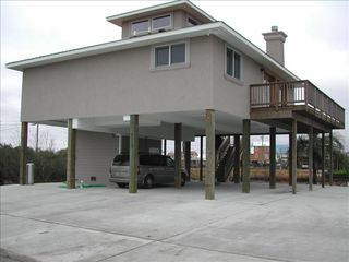 Bay St. Louis house photo - Street view with ample parking