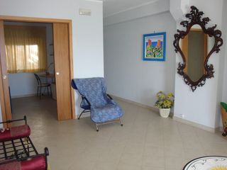 Taormina apartment photo - entrance and kids bedroom