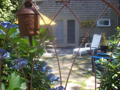 Vineyard Haven house rental - gateway to time out